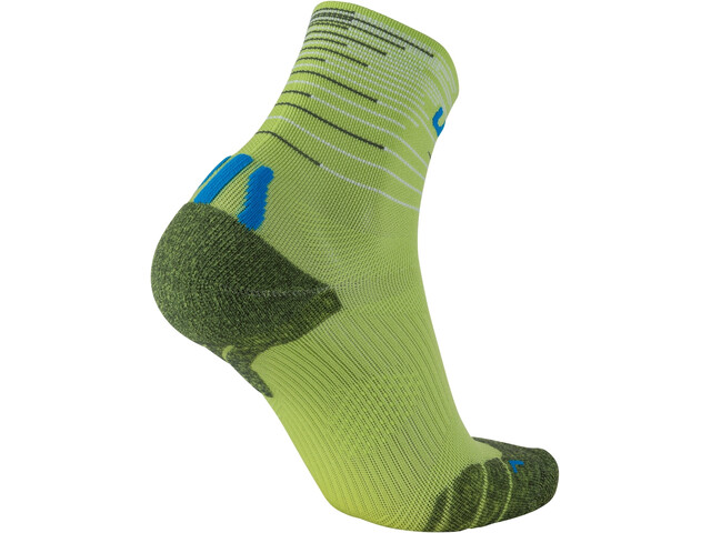 UYN Free Run Calcetines Pack Doble Hombre, verde